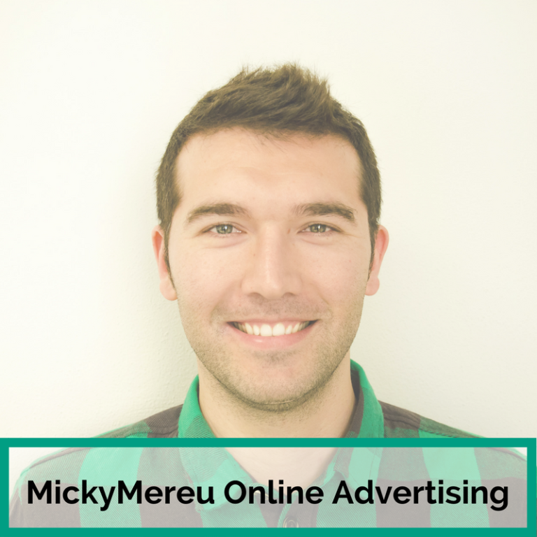 MickyMereu Online Advertising