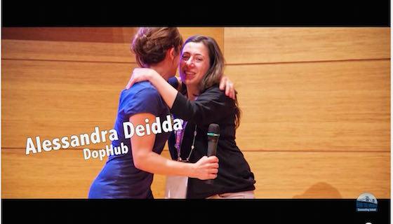 Alessandra vince il Premio Mind The Bridge e vola a San Francisco.