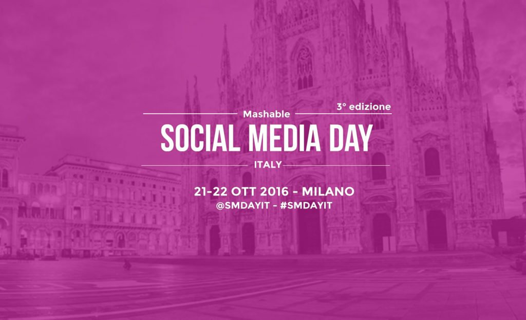 Open Campus è media partner del Mashable Social Media Day Italia