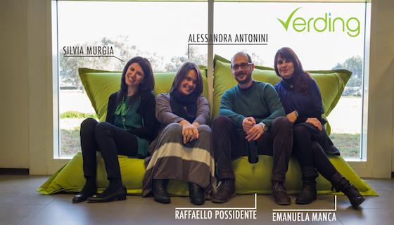 Startup in green: Verding. Sostenibile è conveniente!