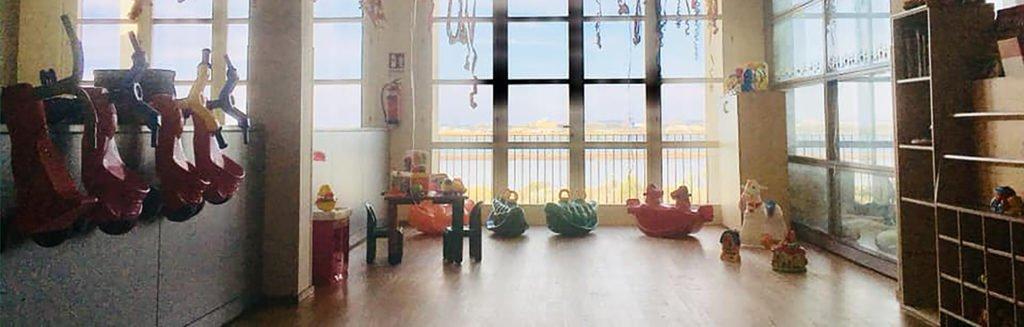 """Nel Campus di Tiscali anche l'asilo è """"innovativo"""""""