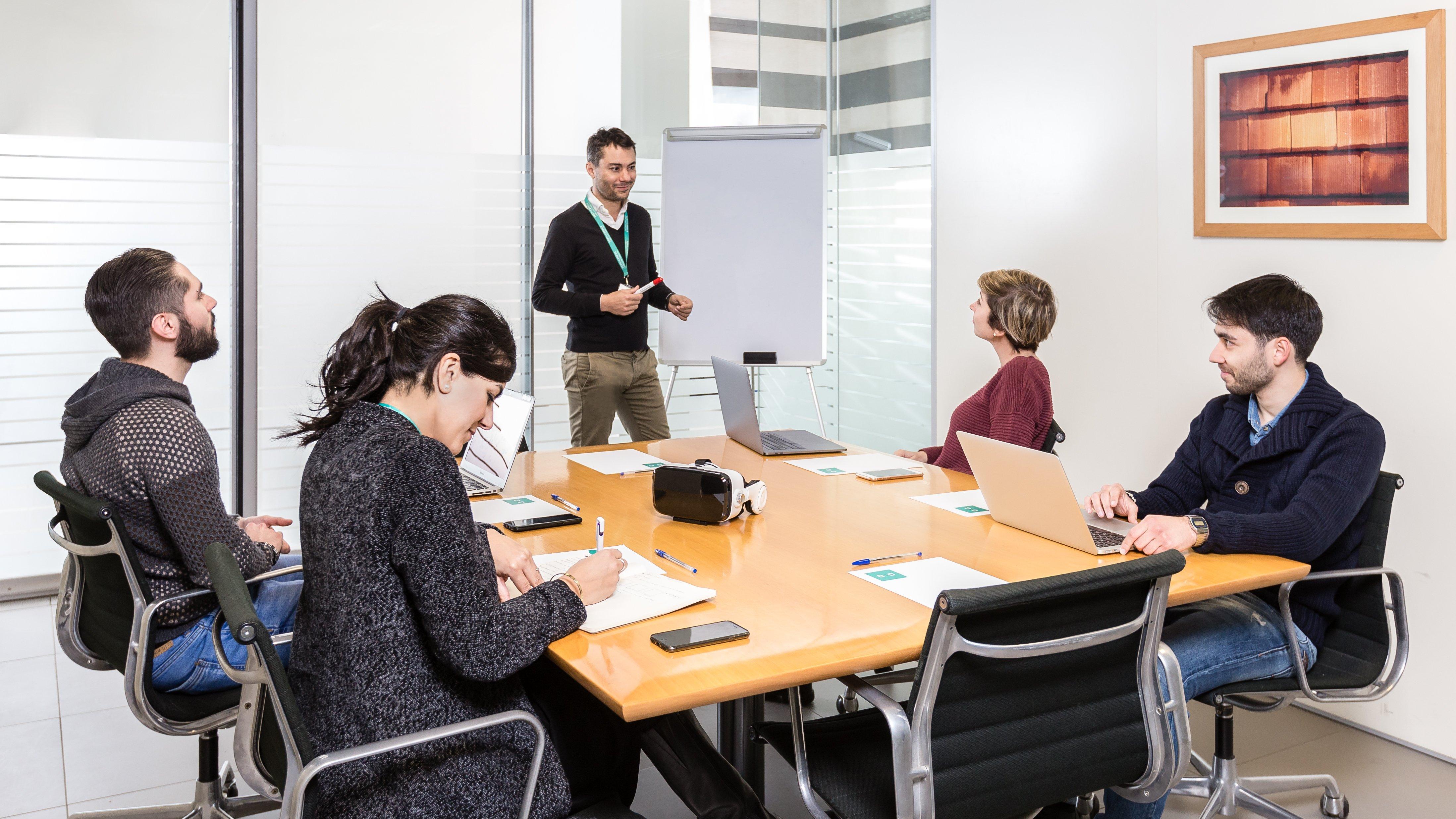 L'importanza di lavorare in gruppo